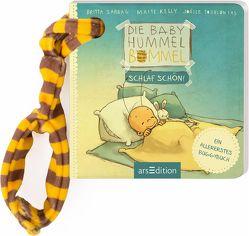 Die Baby Hummel Bommel – Schlaf schön! von Kelly,  Maite, Sabbag,  Britta, Tourlonias,  Joelle