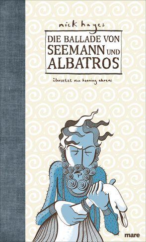 Die Ballade von Seemann und Albatros von Ahrens,  Henning, Hayes,  Nick