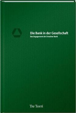 Die Bank in der Gesellschaft von Wedell,  Michael