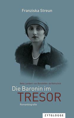 Die Baronin im Tresor von Streun,  Franziska
