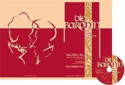 Die Baronin – Songbook von Bamberger,  Nicola, Care,  Francis, Winklehner,  Herbert