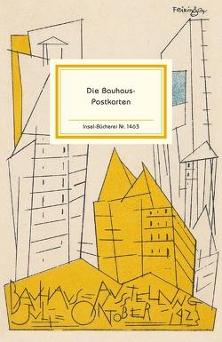Die Bauhaus-Postkarten von Köpnick,  Gloria, Stamm,  Rainer
