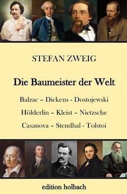 Die Baumeister der Welt von Zweig,  Stefan