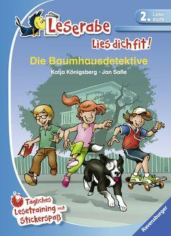 Die Baumhausdetektive von Königsberg,  Katja, Saße,  Jan
