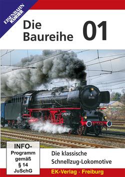 Die Baureihe 01