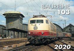 Die Baureihe 103 2020