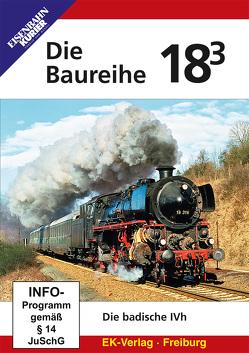 Die Baureihe 18.3