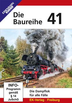 Die Baureihe 41