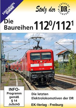 Die Baureihen 112.0 und 112.1