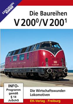 Die Baureihen V 200.0 und V 200.1
