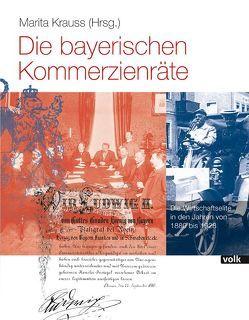 Die bayerischen Kommerzienräte von Krauss,  Marita