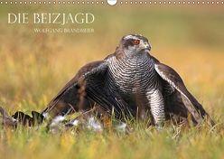 Die Beizjagd (Wandkalender 2018 DIN A3 quer) von Brandmeier,  Wolfgang