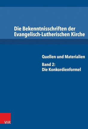 Die Bekenntnisschriften der Evangelisch-Lutherischen Kirche von Dingel,  Irene