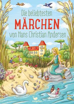 Die beliebtesten Märchen von Hans Christian Andersen von Andersen,  Hans Christian, Lauber,  Larisa, Reh,  Rusalka