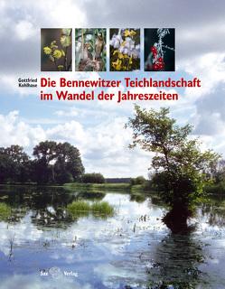 Die Bennewitzer Teichlandschaft im Wandel der Jahreszeiten von Kohlhase,  Gottfried