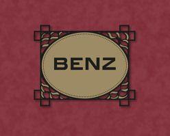 Die Benzwagen – Vom ersten Benzinautomobil zum Weltrekordwagen von Benzarchiv,  Benz-Museum,  Hans Erhard Lessing