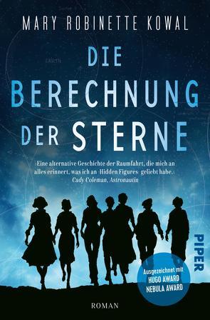 Die Berechnung der Sterne von Kowal,  Mary Robinette, Vogt,  Judith C.