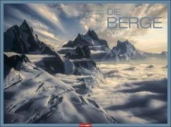Die Berge Kalender 2022 von Adamus,  Marc, Weingarten