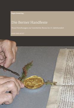 Die Berner Handfeste von Schmid,  Regula