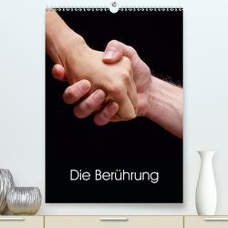 Die Berührung (Premium, hochwertiger DIN A2 Wandkalender 2021, Kunstdruck in Hochglanz) von Bombaert,  Patrick