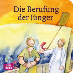 Die Berufung der Jünger von Groß,  Martina, Lefin,  Petra