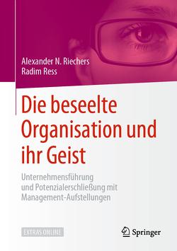 Die beseelte Organisation und ihr Geist von Nchuchuma Riechers,  Alexander, Ress,  Radim