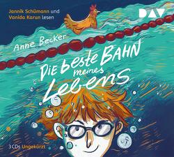 Die beste Bahn meines Lebens von Becker,  Anne, Karun,  Vanida, Schümann,  Jannik, Vieweg,  Olivia