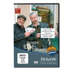 Die besten 100 EURO Aktionen (DVD) von Redaktion,  Fisch & Fang