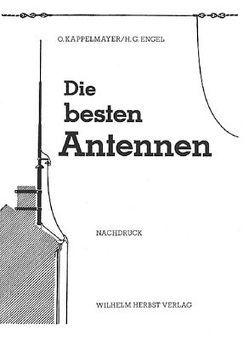 Die besten Antennen von Engel,  Hans G, Kappelmayer,  Otto