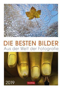 Die besten Bilder – Kalender 2019 von Baatz,  Willfried, Harenberg