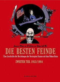Die besten Feinde Bd. 2 von B,  David, Filiu,  Jean-Pierre, Ulrich,  Johann