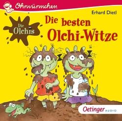 Die besten Olchi-Witze von Dietl,  Erhard, Dreke,  Dagmar, Kirchberger,  Stephanie, Missler,  Robert, Wendland,  Jens