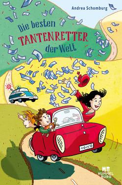 Die besten Tantenretter der Welt von Schomburg,  Andrea, Wilharm,  Sabine