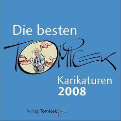 Die besten Tomicek-Karikaturen 2008 von Tomicek,  Jürgen
