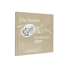 Die besten Tomicek Karikaturen 2019 von Tomicek,  Jürgen