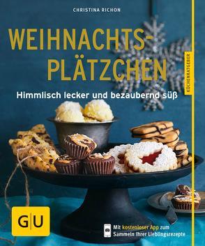 Die besten Weihnachtsplätzchen von GU von Richon,  Christina