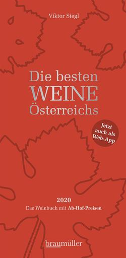 Die besten Weine Österreichs 2020 von Siegl,  Viktor