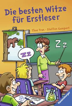 Die besten Witze für Erstleser von Gumpert,  Steffen, Tran,  Thao