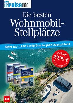 Die besten Wohnmobil-Stellplätze von Lehmann,  Jens