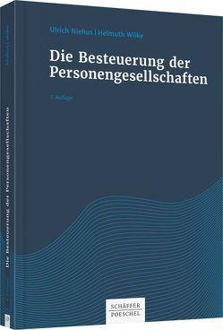 Die Besteuerung der Personengesellschaften von Niehus,  Ulrich, Wilke,  Helmuth