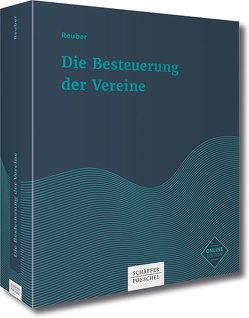 Die Besteuerung der Vereine plus Onlinezugang von Brill,  Mirko Wolfgang, Kümpel,  Andreas, Reuber,  Hans-Georg