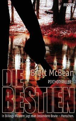 Die Bestien von McBean,  Brett