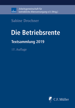 Die Betriebsrente von Drochner,  Sabine