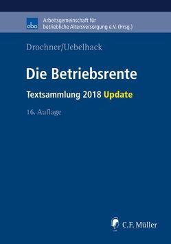 Die Betriebsrente von Drochner,  Sabine, Uebelhack,  Birgit