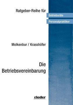 Die Betriebsvereinbarung von Krasshöfer,  Horst, Molkenbur,  Josef