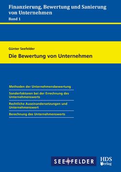 Die Bewertung von Unternehmen von Seefelder,  Günter