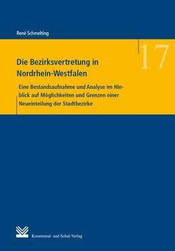 Die Bezirksvertretung in Nordrhein-Westfalen von Schmelting,  René