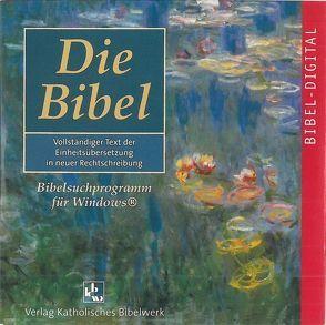 Die Bibel auf CD-ROM