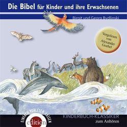 Die Bibel für Kinder und ihre Erwachsenen von Bydlinski,  Birgit, Bydlinski,  Georg, Goebel,  Alexander, Nousis,  Yorgos