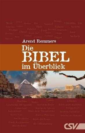 Die Bibel im Überblick von Remmers,  Arend